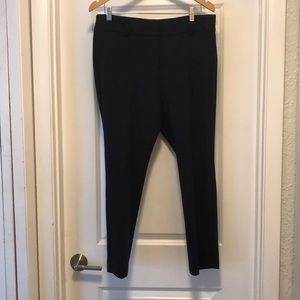 Ann Taylor Factory Stretch Crop Pant, Size 10